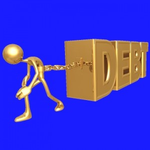 Chained-to-Debt-bigstockphotot_1344623