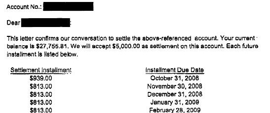 bank_of_america_debt_settlement_letter