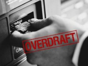 bank of america checking overdraft fees
