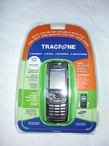 Tracfone Wireless Promo Code for Go wireless without contracts!
