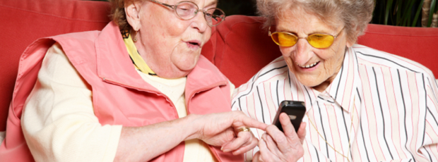 The Best Cell Phone Plans For Seniors Leave Debt Behind
