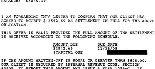 Capital One Sample Debt Settlement Letter  Leave Debt Behind. Life Insurance Quotes Term Kobe Beef New York. Commercial Real Estate Broker San Diego. Learn Payroll Online Free Brinks Phone Number. Developing Renewable Energy Fl Tech College. Build Business Credit Fast San Angelo Cable. 1998 Honda Civic Timing Belt Replacement. Day Middle School Newton San Diego Short Sale. Nonprofit Online Universities
