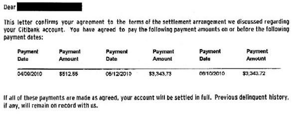 Debt Forgiveness Letter Sample from www.leavedebtbehind.com